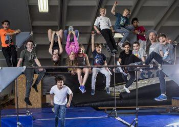 Schulgruppe Ausflug AIRPARC Tirol (3)